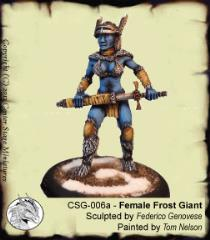 Frost Giant (Female)