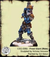 Frost Giant (Male)