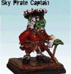 Goblin Pirate - Captain