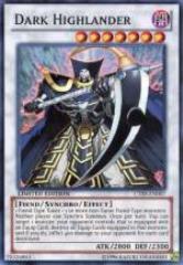Dark Highlander (Super Rare)
