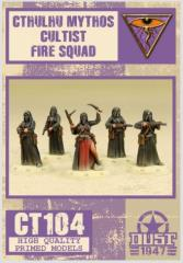 Cultists Fire Squad