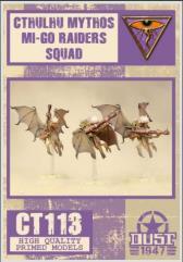 Mi-Go Raiders