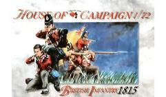 British Infantry 1815