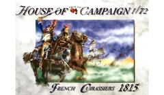 French Cuirassiers 1815