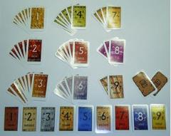 Civilization - Original Variant Trade Cards