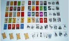 Advanced Civilization - 18 Player Trade Card Expansion Set