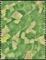 Richthofen's War - Alternate Map