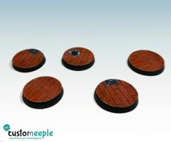 25mm Base Tops - Brickwork