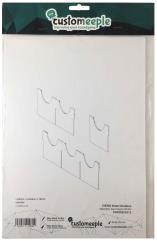 IXENO Insert Dividers - 1 Single, 1 Double, 1 Triple