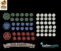 Pax Pamir Deluxe Tokens