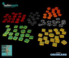 Greenland Deluxe Token Set