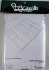 Custom Storage Box - Caldonian Highlanders