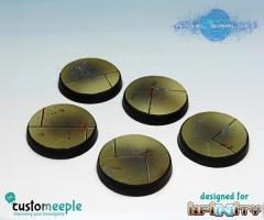 25mm Base Tops - PanOceania
