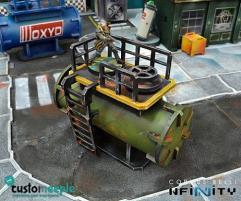 Silo Oil Units