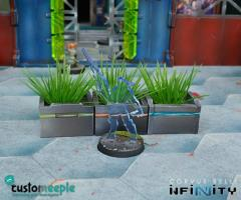 Neon City Planters