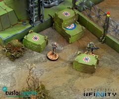 USAriadna Army Boxes
