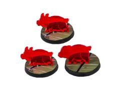 "Fat Yuan Yuan Mission Objectives - ""Pigs'"