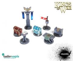 Objective Markers Set