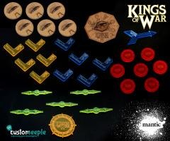 Kings of War Gamer Pack
