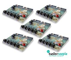 Masmorra Compatible Acrylic Overlay Set