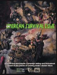 Umerican Survival Guide, The (Chase Cover)