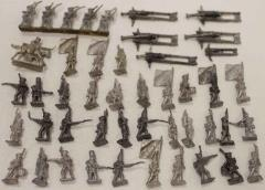 Russian Infantry & Artillery Collection