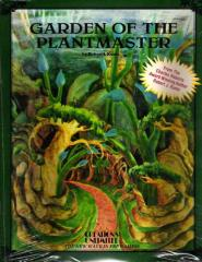 Garden of the Plantmaster (1st Printing)