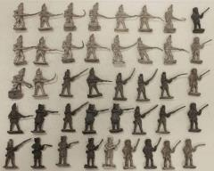 British Infantry & Frontiersmen Collection