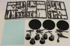 Custom Imperial Guard Highlander Heavy Weapons Collection #1