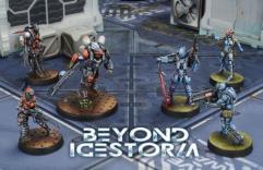 Beyond Icestorm
