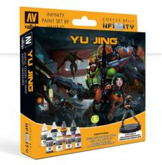 Model Color Set - Yu Jing