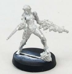 Myrmidon Officer w/Combi Rifle #1