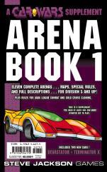 Arena Book #1 - Devastator vs. Terminator X