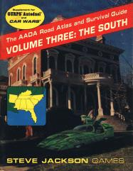 AADA Road Atlas #3 - The South