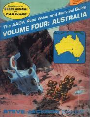 AADA Road Atlas #4 - Australia
