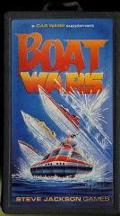 Boat Wars (1st Edition)
