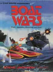 Boat Wars (2nd Edition)