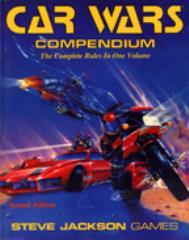 Car Wars Compendium (2nd Edition)