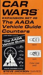 Expansion Set #6 - AADA Vehicle Guide Counters #1