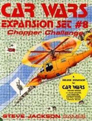 Expansion Set #8 - Chopper Challenge