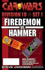 Division 10, Set #1 - Firedemon vs. Hammer