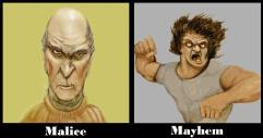 Gangland - Malice & Mayhem