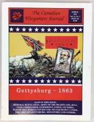 "#46 ""Gettysburg 1863, Army of the Heartland, No Sailor But a Fool"""