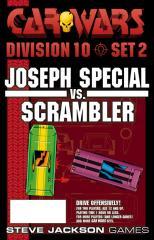 Division 10, Set #2 - Joseph Special vs. Scrambler