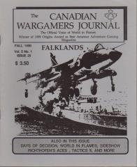 "#25 ""Airstrike - Falklands Variant, Sideshow"""
