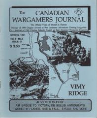 "#27 ""Vimy Ridge Scenario, Rise & Fall, De Bellis Antiquitatis"""