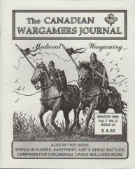 "#34 ""Flower of Chivalry, Crecy Scenario, Campaign to Stalingrad Variants"""
