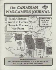 "#36 ""Fatal Alliances in WIF, War of 1812 Scenario"""