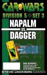 Division 5, Set #3 - Napalm vs. Dagger