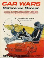 Reference Screen (1st Edition)
